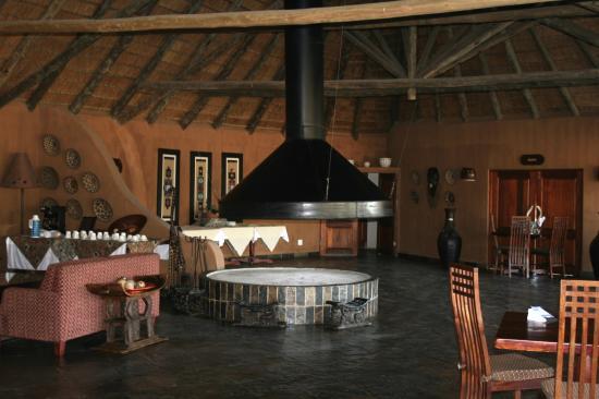 Royal Legend Safari Lodge & Spa: Restaurant