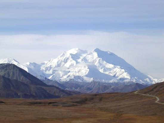 Denali: On a Clear day