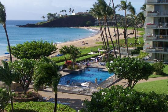 Aston at The Whaler on Kaanapali Beach: Pool and Black Rock