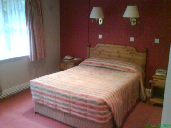 Quality Hotel Andover: Bedroom