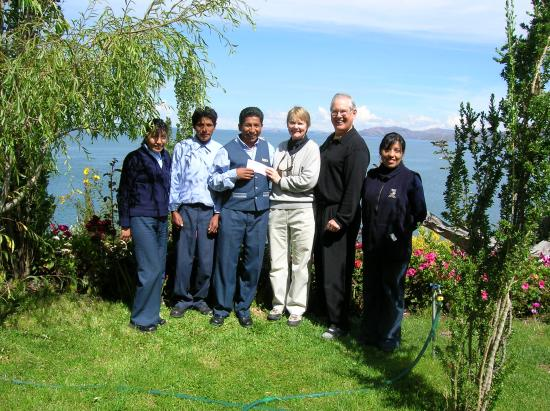 Isla Suasi Hotel: Staff