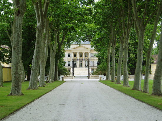Bordeaux, France : Chateau Margaux