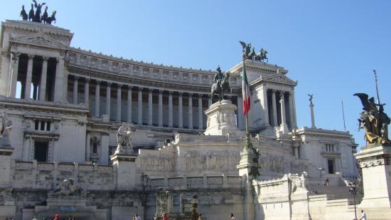 Monument Van Victor Emanuel Ii.Monument Victor Emanuel Ii Foto Van Rome Lazio Tripadvisor