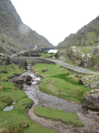 Killarney, Irland: Beautiful Gap of Dunloe views