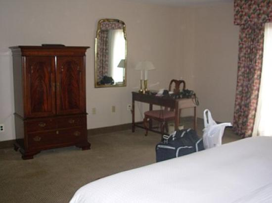 Holiday Inn Hotel & Suites Historic District Alexandria: Room 3
