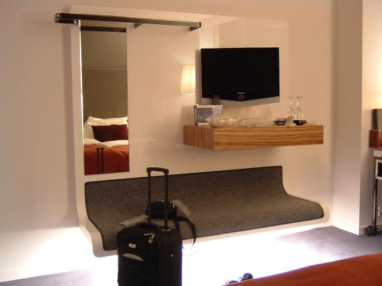 Radisson Blu Hotel, Birmingham: The TV