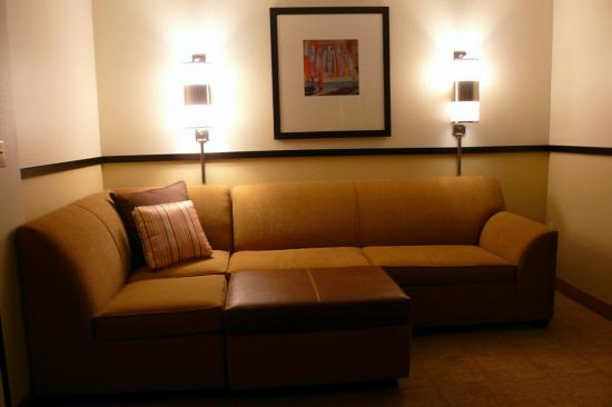 Hyatt Place Tempe/Phoenix Airport: sofa