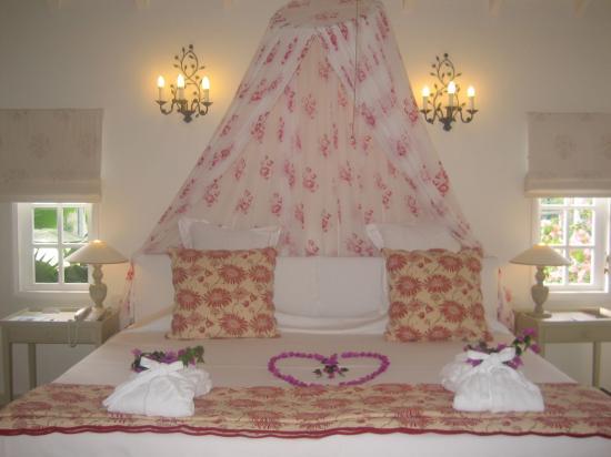 Cheval Blanc St-Barth Isle de France: Garden bungalow room
