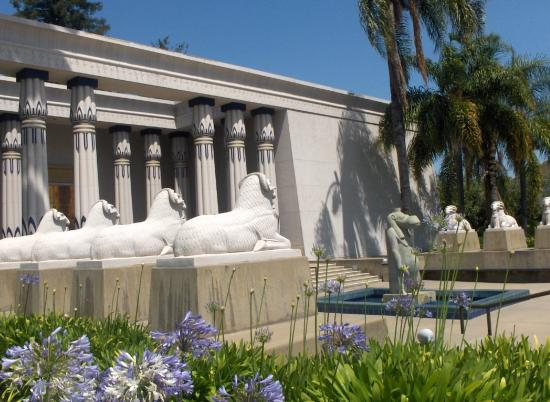 Rosicrucian Egyptian Museum: Entrance to Museum