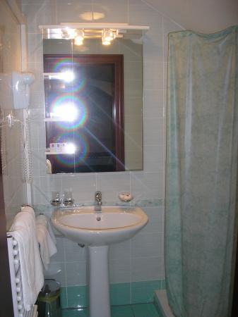 Hotel Stil: bathroom