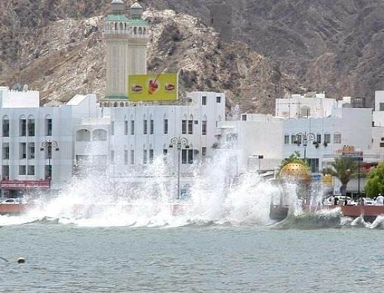 Khorfakkan, United Arab Emirates: Another reason not to go .....