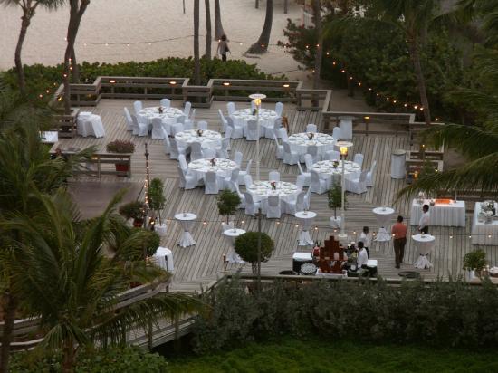 Hyatt Regency Aruba Resort And Wedding Reception