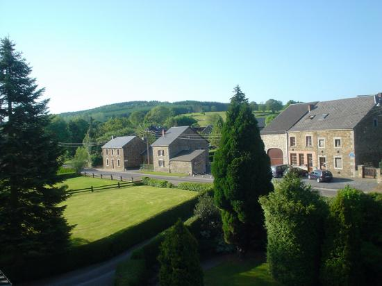 Amonines, Belgium: from our room