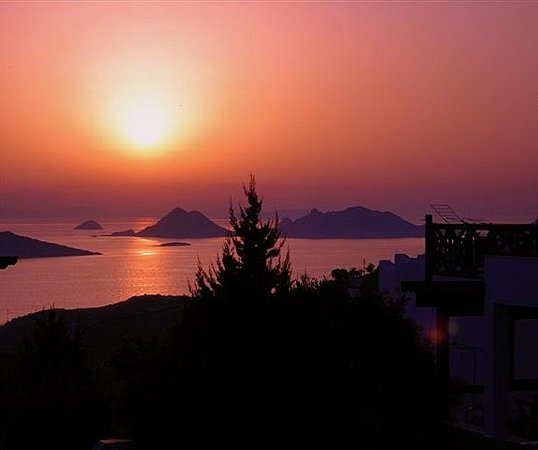 Península de Bodrum, Turquía: Magical Sunset 4