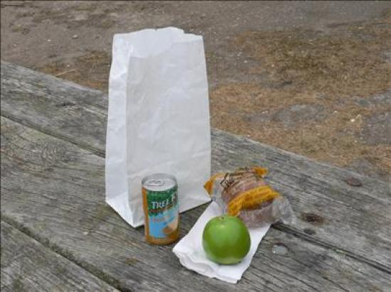 Tomales Bay Resort: Breakfast Bag