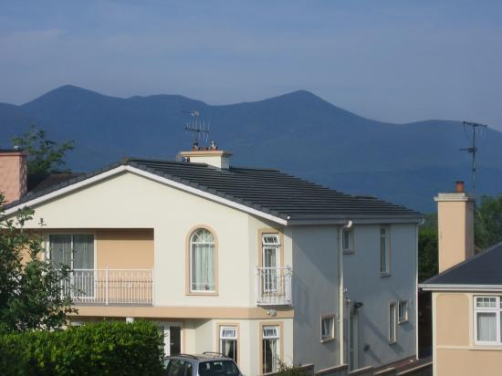Muckross Drive House B&B: View from bedroom window