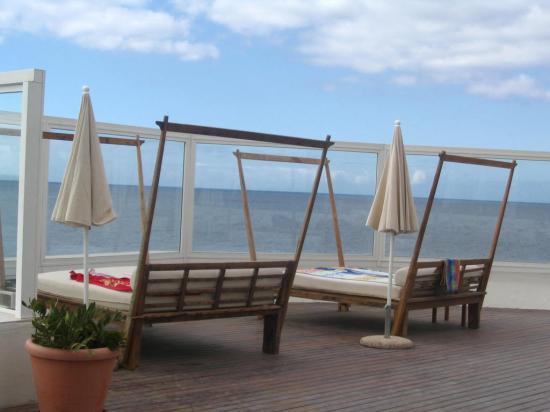 Double Sun Loungers Picture Of Vincci Tenerife Golf Golf Del Sur Tripadvisor
