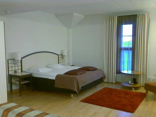 Scandic Grand Marina: the sleeping area was really huge too