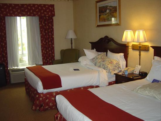 Holiday Inn Express - Sumter: 2 Queen Beds Deluxe