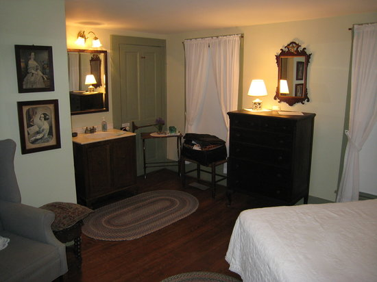 Langdon House Bed and Breakfast: Standard Double Room