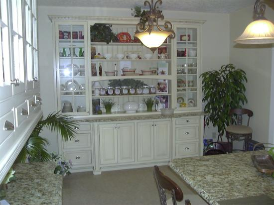 Nob Hill Riverview Bed & Breakfast: Dream kitchen