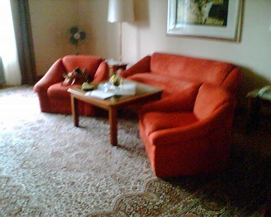 Lounge room - Vila Bled