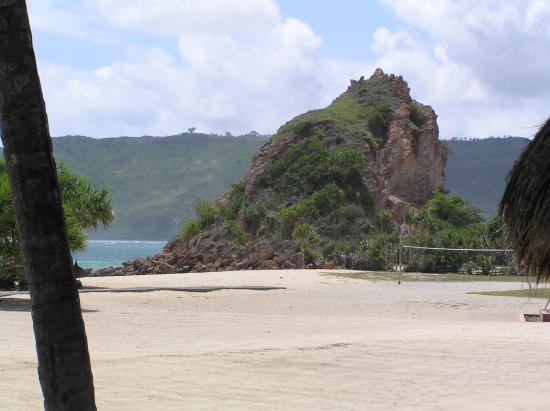 Kuta Beach - Lombok: kuta beach