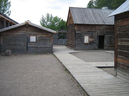 Fort Edmonton Park: Inside the Fort