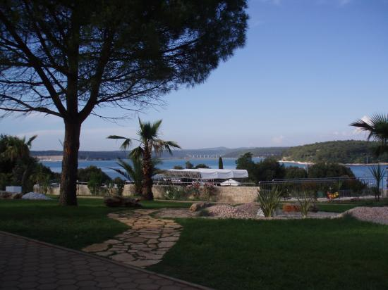 Tar, Croatia: Hotel grounds
