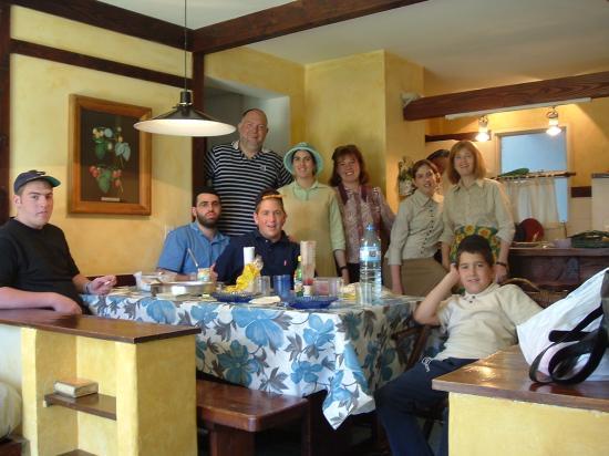 Aldea Andina : dining room