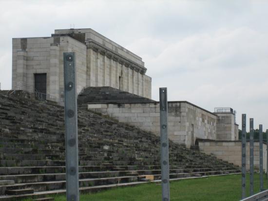 Ehemaliges Reichsparteigelände: Nunca olvidar lo que pasó aquí
