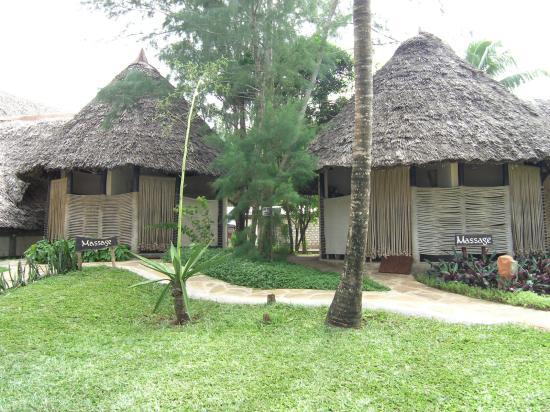 The Baobab - Baobab Beach Resort & Spa: Masage