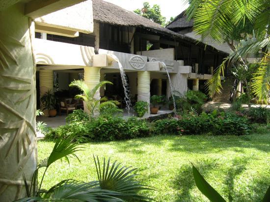 The Baobab - Baobab Beach Resort & Spa: inner quarter