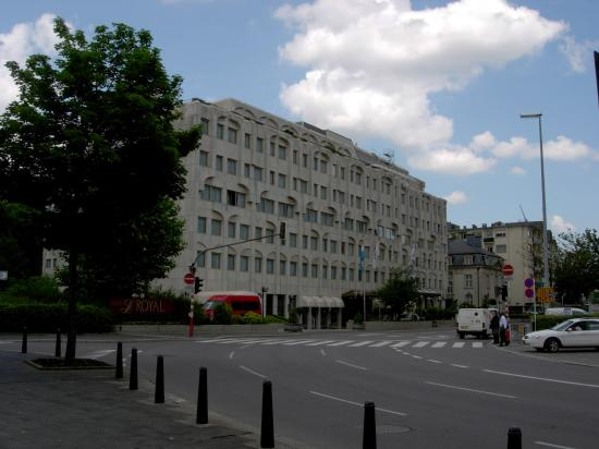 Le Royal Hotels & Resorts - Luxembourg : Hotel Le Royal