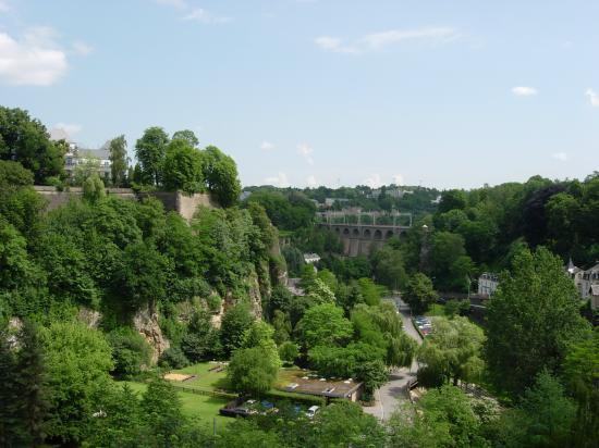 Le Royal Hotels & Resorts - Luxembourg : Petrusse Valley