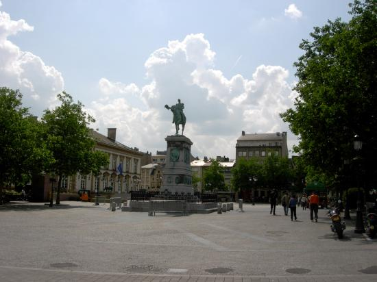 Le Royal Hotels & Resorts - Luxembourg: William II Square