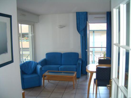 Residence Biarritz Ocean: Lounge
