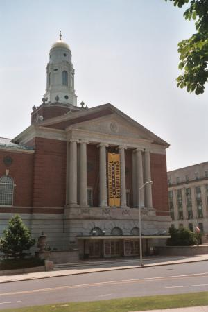 Bushnell Center for Performing Arts: Bushnell Memorial