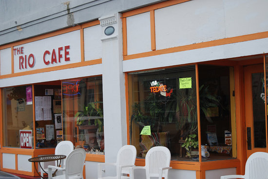 Rio Cafe in Astoria, Oregon