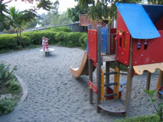 Sheraton Addis, a Luxury Collection Hotel: Kids playground at the Addis Sheraton