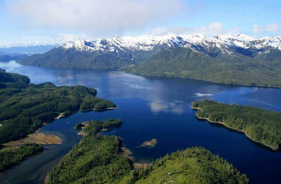Island Wings Air Service: Misty Fjords National Monument