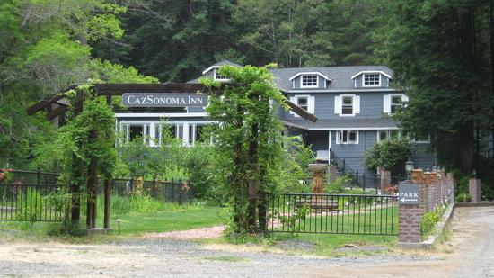 Cazadero, Californië: CazSonoma Inn