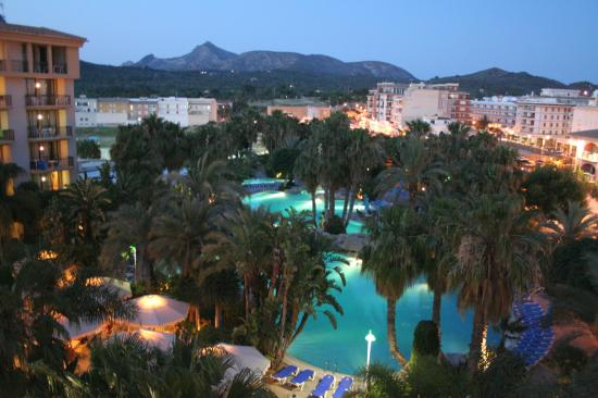 Estrella Coral de Mar Resort Wellness & Spa : View from our balcony