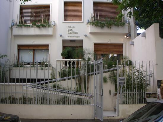Casa Las Canitas Hotel Boutique: Entrance