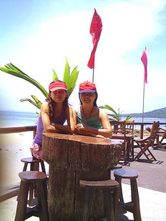 Sibu Island Resort: Sibu Island Cafe