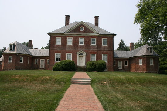 Laurel, MD: Montpelier Mansion