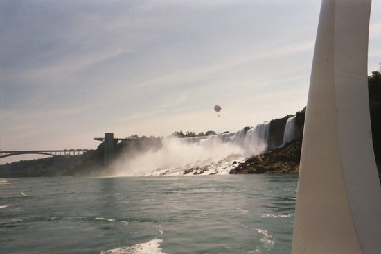 Maid of the Mist: American FAlls