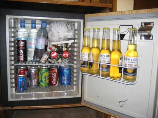 Sunscape Dorado Pacifico Ixtapa: mini bar