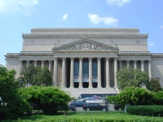 The National Archives Museum: The building