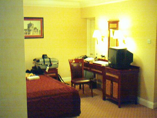 Grange Portland Hotel: The bedroom